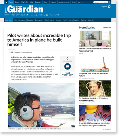 Banbury-Guardian-August-2014